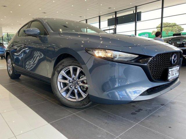 Demo Mazda 3 BP2H7A G20 SKYACTIV-Drive Pure Edwardstown, 2020 Mazda 3 G20 SKYACTIV-Drive Pure Hatchback