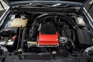2016 Ford Falcon FG X XR6 Turbo Silver 6 Speed Sports Automatic Sedan