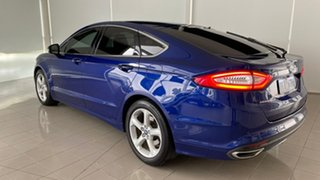 2017 Ford Mondeo MD 2017.50MY Trend Blue 6 Speed Sports Automatic Dual Clutch Hatchback