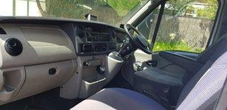 2007 Renault Master X70 MY07 MWB White 6 Speed Tiptronic Van