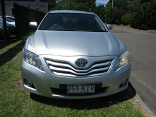 2010 Toyota Camry ACV40R 09 Upgrade Grande Silver 5 Speed Automatic Sedan.