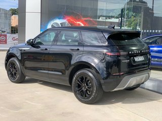 2019 Land Rover Range Rover Evoque L551 MY20.25 D150 S Santorini Black/clou 9 Speed Sports Automatic.