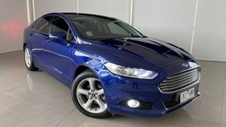 2017 Ford Mondeo MD 2017.50MY Trend Blue 6 Speed Sports Automatic Dual Clutch Hatchback.