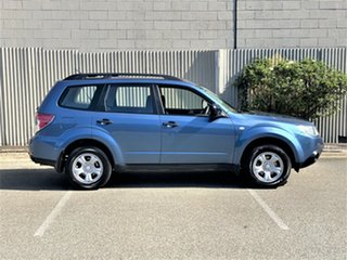 2010 Subaru Forester S3 MY10 X AWD Blue 4 Speed Sports Automatic Wagon