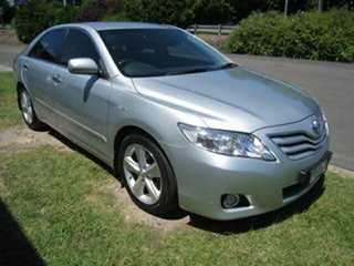 2010 Toyota Camry ACV40R 09 Upgrade Grande Silver 5 Speed Automatic Sedan