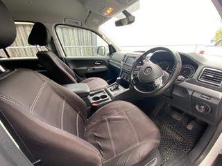 2016 Volkswagen Amarok 2H MY17 TDI550 4MOTION Perm Highline White 8 Speed Automatic Utility
