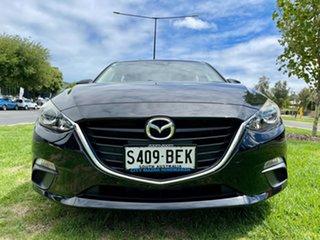 2014 Mazda 3 BM5476 Maxx SKYACTIV-MT Jet Black 6 Speed Manual Hatchback.