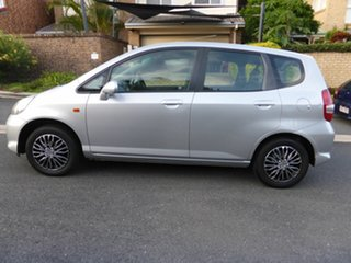 2005 Honda Jazz Upgrade GLi Silver Continuous Variable Hatchback
