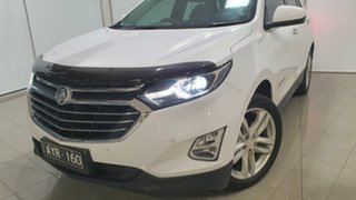 2018 Holden Equinox EQ MY18 LTZ-V AWD White 9 Speed Sports Automatic Wagon.