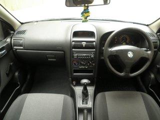 2004 Holden Astra TS MY03 City Black Mica 4 Speed Automatic Sedan