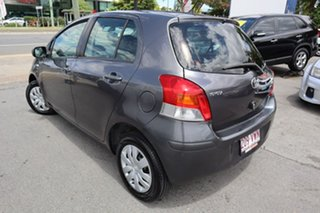 2009 Toyota Yaris NCP90R MY09 YR Grey 5 Speed Manual Hatchback
