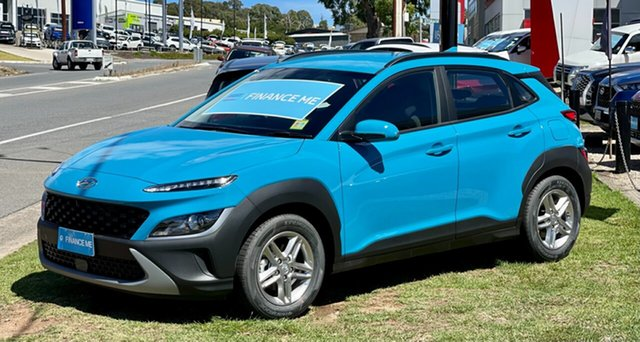 New Hyundai Kona Os.v4 MY21 2WD Totness, 2020 Hyundai Kona Os.v4 MY21 2WD Dive in Jeju 8 Speed Constant Variable Wagon