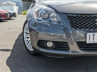 2012 Suzuki Kizashi FR MY11 Prestige Grey 6 Speed Constant Variable Sedan