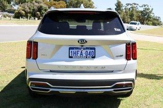 2021 Kia Sorento MQ4 MY21 GT-Line 7 Seat Silky Silver 8 Speed Auto Dual Clutch Wagon.