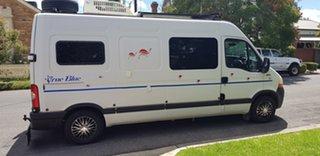 2007 Renault Master X70 MY07 MWB White 6 Speed Tiptronic Van.