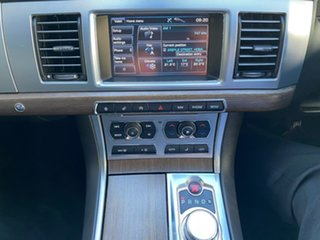 2011 Jaguar XF X250 MY12 Luxury Grey 8 Speed Sports Automatic Sedan