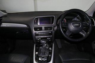 2013 Audi Q5 8R MY13 TFSI Tiptronic Quattro White 8 Speed Sports Automatic Wagon.