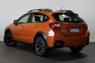 2012 Subaru XV G4X MY12 2.0i AWD Orange 6 Speed Manual Wagon.