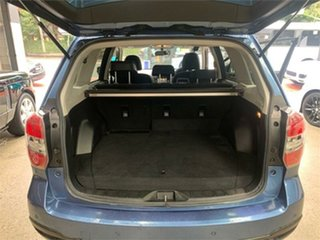 2015 Subaru Forester S4 2.5I-L Blue Constant Variable Wagon