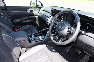 2021 Kia Sorento MQ4 MY21 GT-Line 7 Seat Silky Silver 8 Speed Auto Dual Clutch Wagon