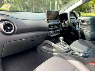 2020 Hyundai Kona Os.v4 MY21 Highlander 2WD Surfy Blue 8 Speed Constant Variable Wagon