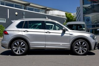 2020 Volkswagen Tiguan 5N MY20 162TSI DSG 4MOTION Highline Silver 7 Speed.