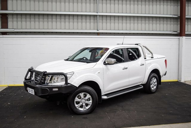 Used Nissan Navara D23 ST Canning Vale, 2016 Nissan Navara D23 ST White 7 Speed Sports Automatic Utility