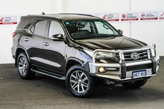 2015 Toyota Fortuner GUN156R Crusade Phantom Brown 6 Speed Manual Wagon.