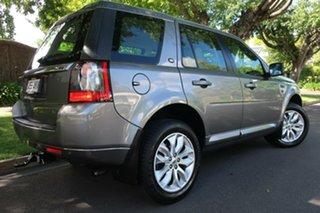 2011 Land Rover Freelander 2 LF MY11 Si6 SE Grey 6 Speed Sports Automatic Wagon.