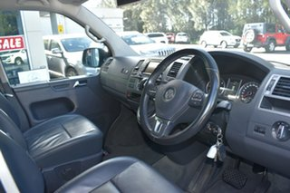 2014 Volkswagen Multivan T5 MY14 TDI400 DSG Highline Black 7 Speed Sports Automatic Dual Clutch