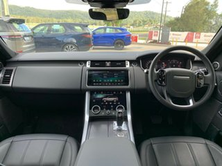 2019 Land Rover Range Rover Sport L494 20MY SE Silicon Silver 8 Speed Sports Automatic Wagon
