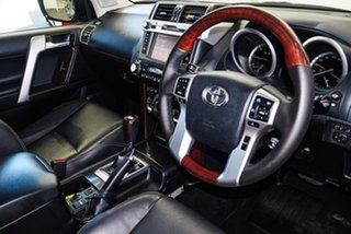 2017 Toyota Landcruiser Prado GDJ150R MY16 Kakadu (4x4) Graphite 6 Speed Automatic Wagon