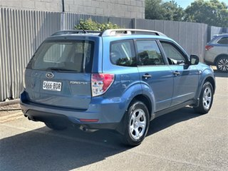 2010 Subaru Forester S3 MY10 X AWD Blue 4 Speed Sports Automatic Wagon.
