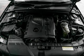 2010 Audi A4 B8 8K MY10 Avant Multitronic Black 8 Speed Constant Variable Wagon