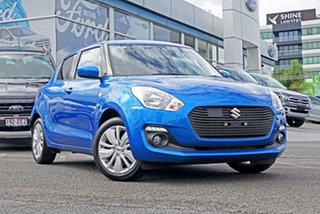 2020 Suzuki Swift AZ Series II GL Navigator Plus Blue 1 Speed Constant Variable Hatchback.