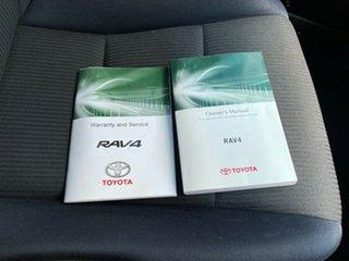 2014 Toyota RAV4 ZSA42R MY14 GX 2WD Glacier White 7 Speed Constant Variable Wagon