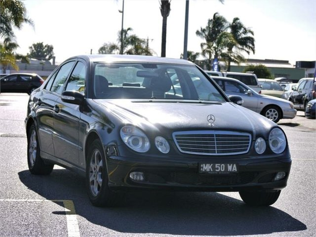 Used Mercedes-Benz E-Class W211 E240 Classic Cheltenham, 2004 Mercedes-Benz E-Class W211 E240 Classic Sports Automatic Sedan