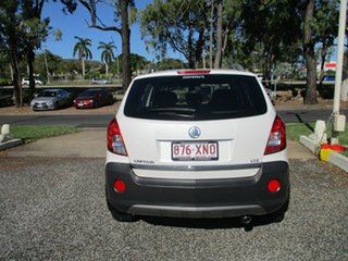 2014 Holden Captiva CG MY14 5 LTZ White 6 Speed Sports Automatic Wagon