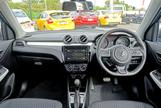 2020 Suzuki Swift AZ Series II GL Navigator Plus Blue 1 Speed Constant Variable Hatchback