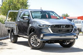 2020 Mazda BT-50 TFS40J XT Freestyle Gun Blue 6 Speed Sports Automatic Cab Chassis.