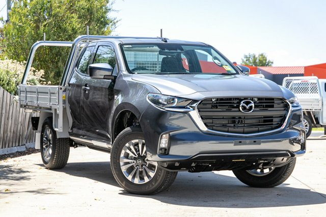 New Mazda BT-50 TFS40J XT Freestyle Mornington, 2020 Mazda BT-50 TFS40J XT Freestyle Gun Blue 6 Speed Sports Automatic Cab Chassis