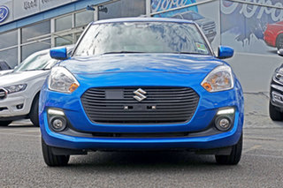 2020 Suzuki Swift AZ Series II GL Navigator Plus Blue 1 Speed Constant Variable Hatchback