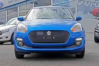 2020 Suzuki Swift AZ Series II GL Navigator Plus Blue 1 Speed Constant Variable Hatchback.