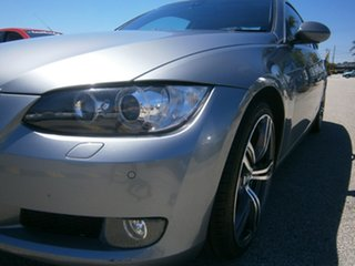 2007 BMW 3 Series E92 325i Steptronic Grey 6 Speed Sports Automatic Coupe