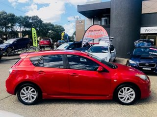 2012 Mazda 3 BL10F2 Maxx Activematic Sport Red 5 Speed Sports Automatic Hatchback