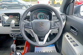 2020 Suzuki Ignis MF Series II GL White 1 Speed Constant Variable Hatchback