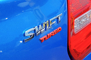 2020 Suzuki Swift AZ Series II GLX Turbo Blue 6 Speed Sports Automatic Hatchback