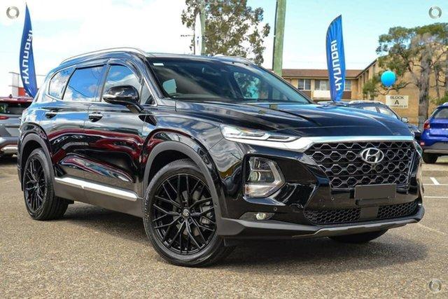 Demo Hyundai Santa Fe Warwick Farm, TM.2 H/Lander 2.2D Auto 8spd 7s AWD Wag
