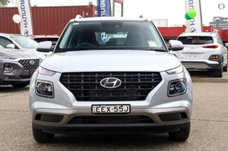 2020 Hyundai Venue QX.V3 MY21 Active T2x 6 Speed Automatic Wagon.