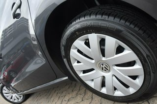 2013 Volkswagen Polo 6R MY14 Trendline DSG Grey 7 Speed Sports Automatic Dual Clutch Hatchback